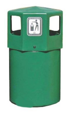 Octaplus Litter / Recycling Bin