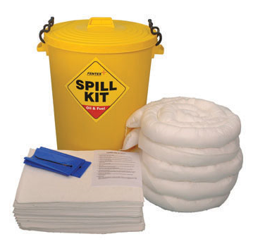 Workshop Spill Kit - Oil & Fuel